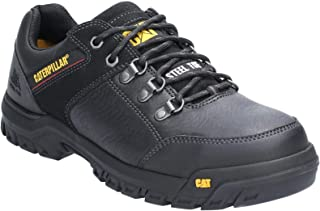CAT Workwear Mens Extension Waterproof Leather Safety Shoes