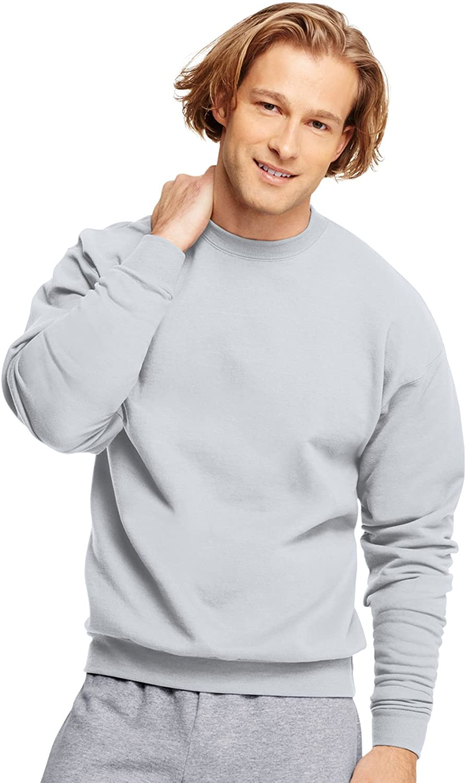 Hanes Men的Ecosmart羊毛衫