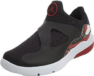 Jordan Men's Trainer Essential (8 M US, Black/Black-White-Gym Red)
