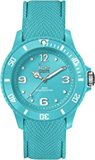 Ice-Watch 014763 Women's Quartz Watch, Analog Display and Silicone Strap