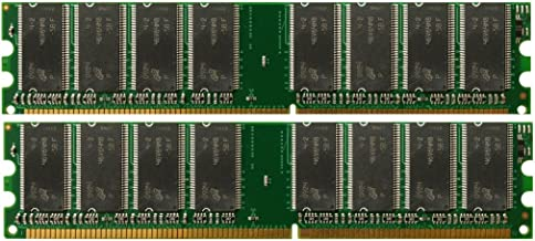 NEW! 2GB (2X1GB) DDR Memory Dell Dimension 1100