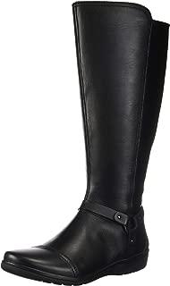 Women's Cheyn Lindie Wide Calf Knee High Boot