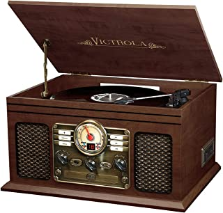 Best antique record player cabinet Reviews