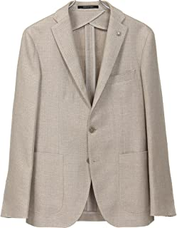 【セール・返品交換不可】タリアトーレ(Tagliatore) シングルジャケット ムジェッロ 1SGG22K リネン 【正規販売店】