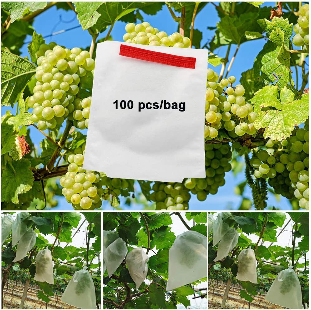 Fruit Protection Bags Reusable Fabric Netting fo San Super Special SALE held Francisco Mall Nylon Mesh