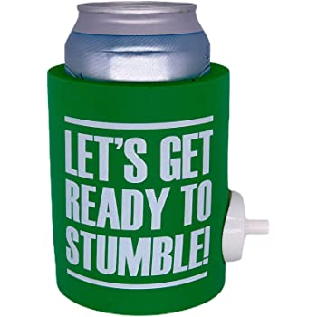 Let's Get Ready to Stumble Shotgun Can Coolie (1)