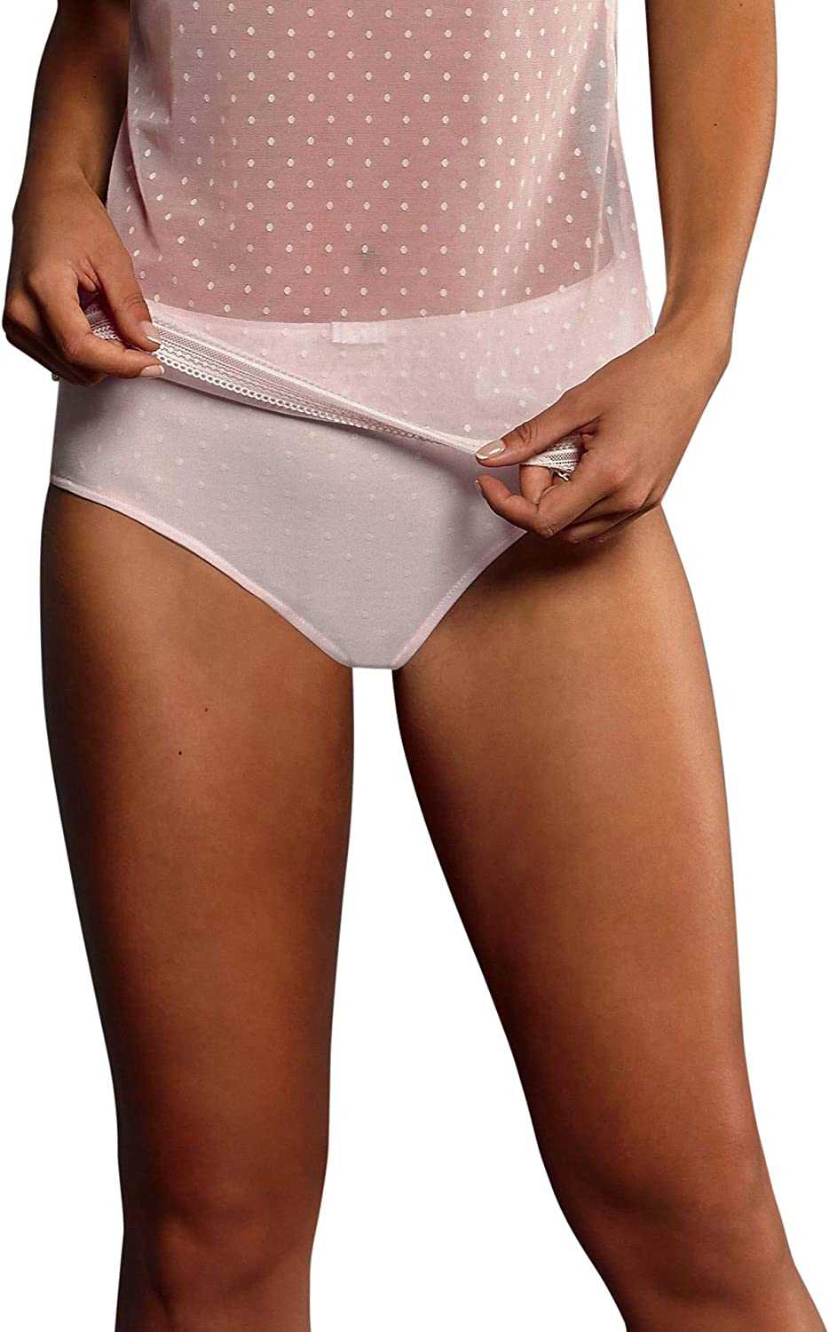 Ranking TOP19 Rosa Faia 1303 Women's Highwaist El Paso Mall Spotted Emily Brief