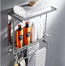 Wieszak na ręczniki wieszaki na ręczniki do łazienki, drążek na ręczniki wieszak na ręczniki łazienka dekoracja wieszak na...