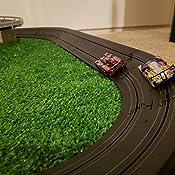 Banked Curve 9 R Set AFX70622 AFX//Racemasters Track