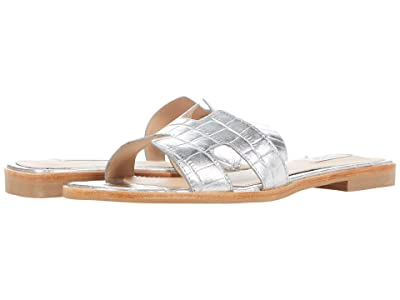 STEVEN NEW YORK Hadyn (Silver Croco) Women