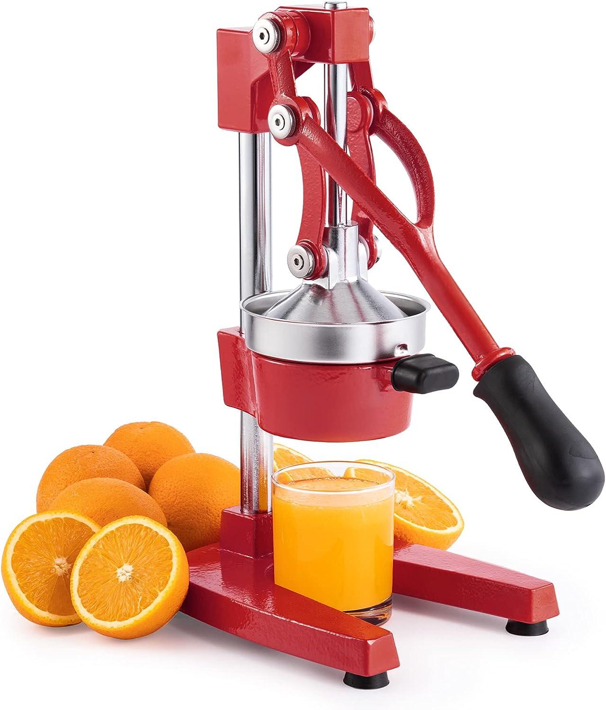CO-Z 訳あり品送料無料 Hand 新品 送料無料 Press Juicer Machine Profess Manual Orange and