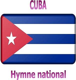 Cuba - La Bayamesa - Himno de Bayamo - Hymne national cubain (L'Hymne de Bayamo)
