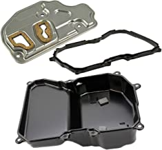 Bapmic 09G321361A Automatic Transmission Oil Pan with Gasket & Filter for Volkswagen Beetle Golf CC Jetta Passat