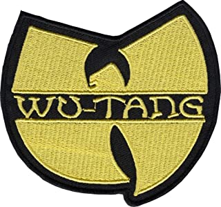 Best wu tang iron on Reviews