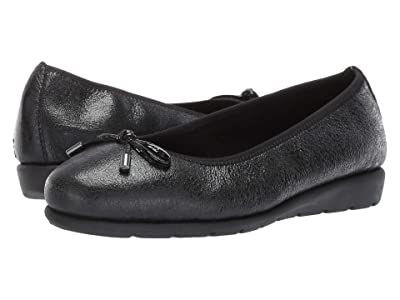 Spring Step Ballerina (Black) Women