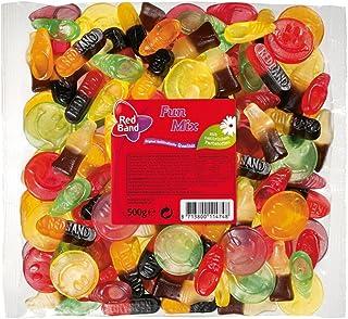 Red Band Fun Mix, Gominolas de Fruta, Bolsa de 500 g