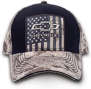 Buck Wear Men's Chevy USA Tan Digi Hat