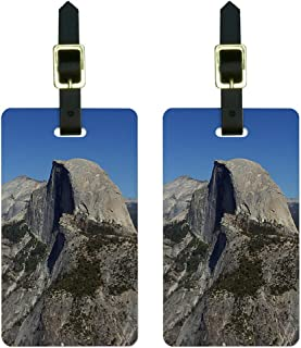 national park luggage tags