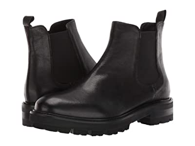 La Canadienne Mackay (Black Leather) Women