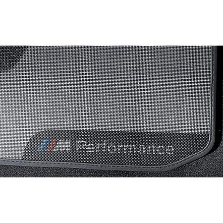 M Performance Fußmatten Satz Hinten 3er F30 F31 M3 F80 4er F36 Auto