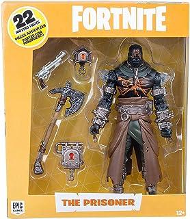 フォートナイト プリズナー フィギュア おもちゃ 人形 Fortnite Prisoner マクファーレントイズ McFarlane Toys 18センチ [並行輸入品]
