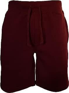 Men's Jersey Sweat Shorts, Casual Gym Short