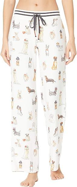 Coffee and Canines Sleep Pants