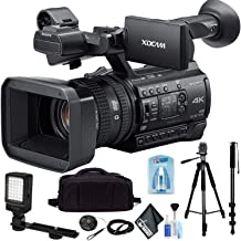 Sony PXW-Z150 4K XDCAM Camcorder Base Combo
