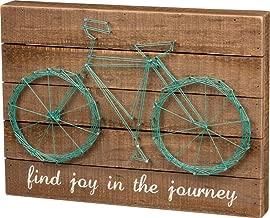 Primitives by Kathy String Art Box Sign, Find Joy