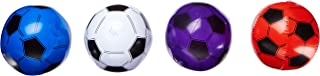Rhode Island Novelty 12 Inflatable Soccer Balls - Soccer Ball Inflates - 16'' Assorted Colors