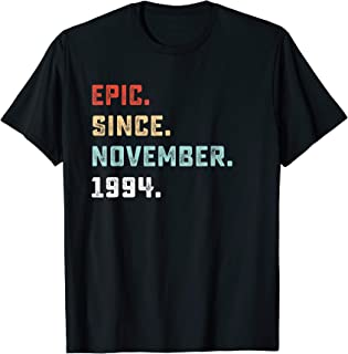 Best 25 year old birthday shirts Reviews