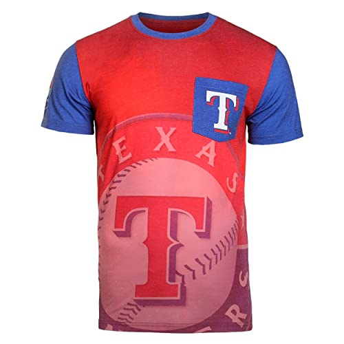 47c66068c 2016 KLEW MLB Baseball Mens Cotton Poly Pocket Logo Tee T-shirt - Pick Team