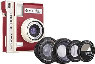 Lomography Lomo'Instant Automat South Beach + 3 Lenses - Instant Film Camera