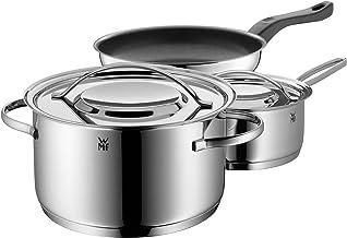 WMF 711156040 Cookware Set Gala Plus 3-Pc