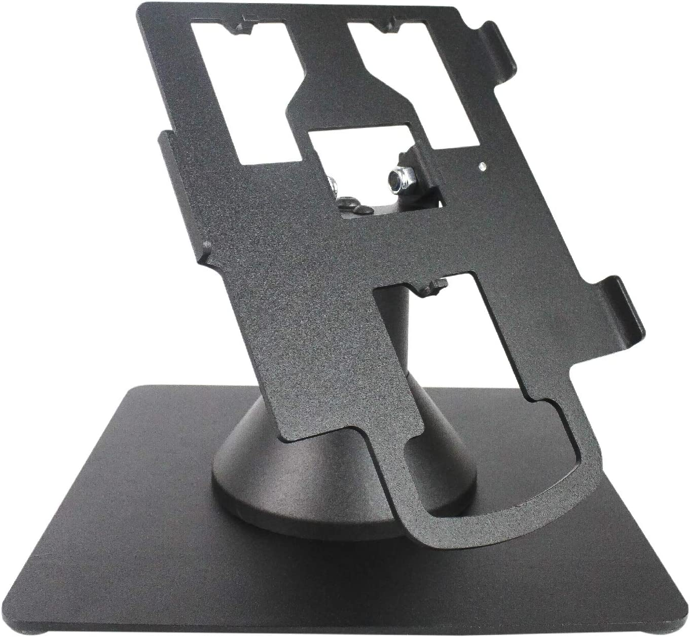 DCCStands Freestanding Low Profile Swivel and Tilt Pax PX7 Terminal Stand