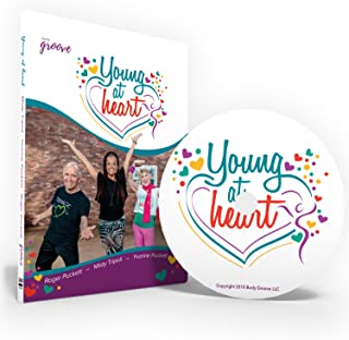 featured product Body Groove Young at Heart DVD