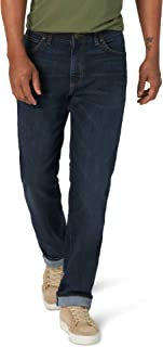 Lee Uniforms Men's Performance Series Extreme Motion Straight Fit Tapered Leg Jean