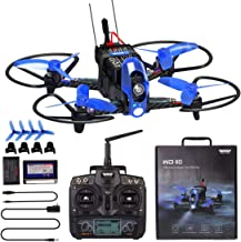 Weyland WD110 Mini Racing FPV Drone with 600TVL Camera/F3 Flight Controller/5.8GHz Real-time Image Transmission/Support Indoor