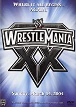 wwe wrestlemania 2004