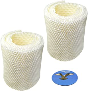 HQRP 2-Pack Wick Filter Works with Kenmore 14410, 14411, 15412, 154120, 29979, 29980, 29981, 29982, 03215412000 Humidifier
