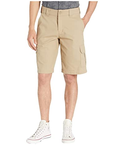 Dickies 11 Cargo Work Active Waist Shorts Regular Fit (Desert Sand) Men