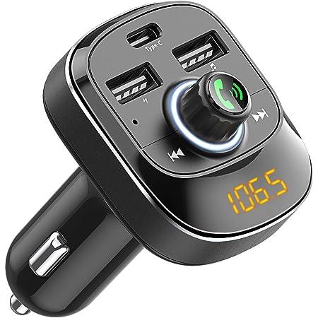 Cocoda Bluetooth Fm Transmitter Fürs Auto Drahtlosen Elektronik