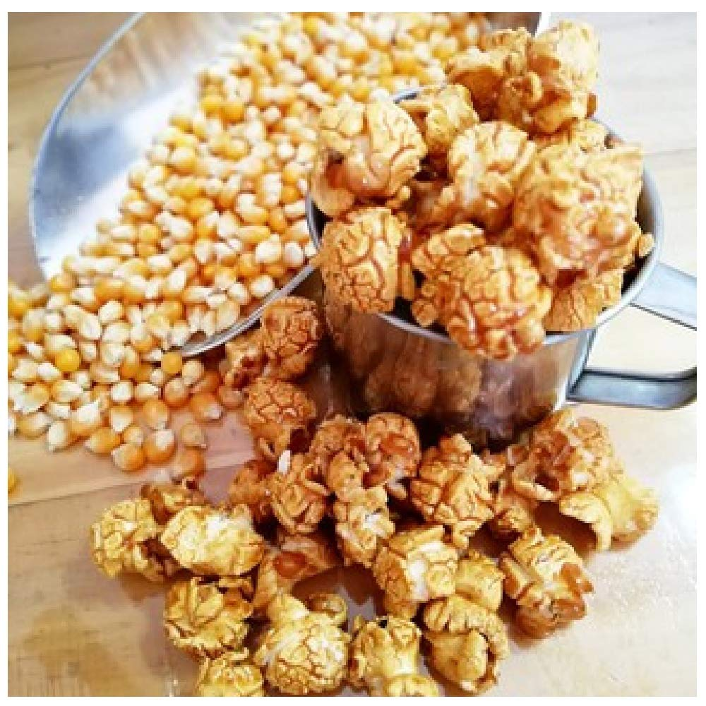 Ranking TOP15 Shipping included Homemade Caramel Royale 1kg 628MART Popcorn