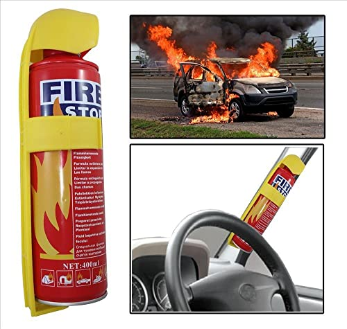 Sunshine Fire Extinguisher Fire Stop Spray for Home/Car for Skoda Laura Type 2