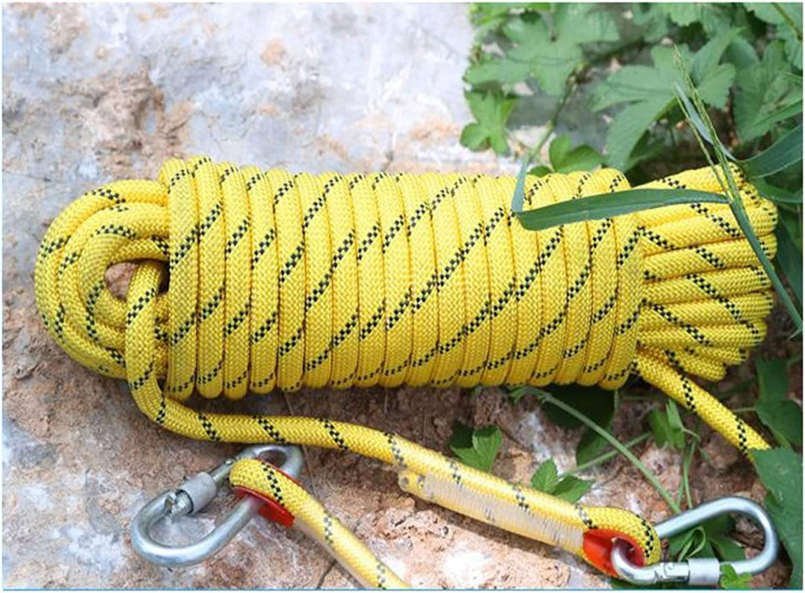 QHY Rock Max 66% OFF Climbing Rope Nylon High Cord Brai Our shop most popular Safety Strength