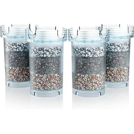MAUNAWAI Kini Cartouches de filtre à eau pour 12 mois - 4 pièces (forfait annuel)