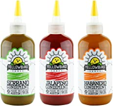 Yellowbird Hot Sauce Combo (9.8 Oz 3-Pack)