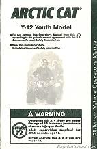 2256-649 2003 Arctic Cat 90 ATV Owners Manual