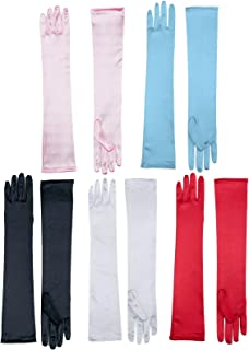 Forum Novelties Long Satin Adult Gloves