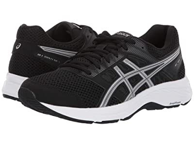 ASICS GEL-Contend(r) 5 (Black/Silver) Women